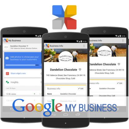 Jacky Lacherest Google-My-Business