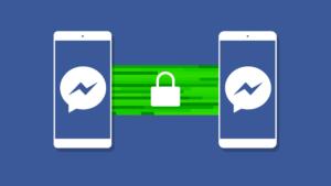facebook-messenger-message crypté blog Jacky Lacherest