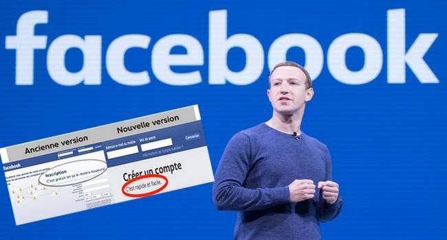 Facebook supprime son slogan «C'est gratuit et ça le restera toujours»