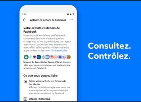 Facebook : activité en dehors du réseau social, quel impact pour les entreprises ?