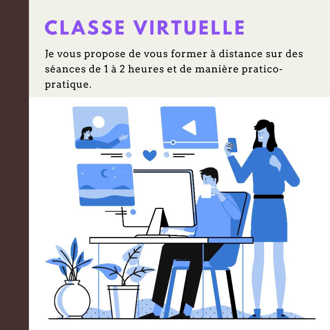 Classe virtuelle Jacky Lacherest