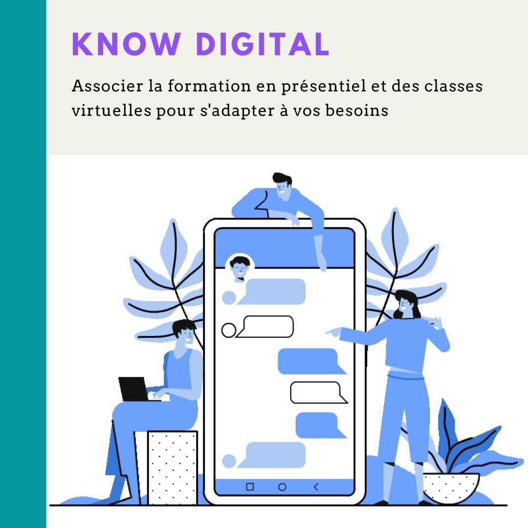 Know Digital Jacky Lacherest