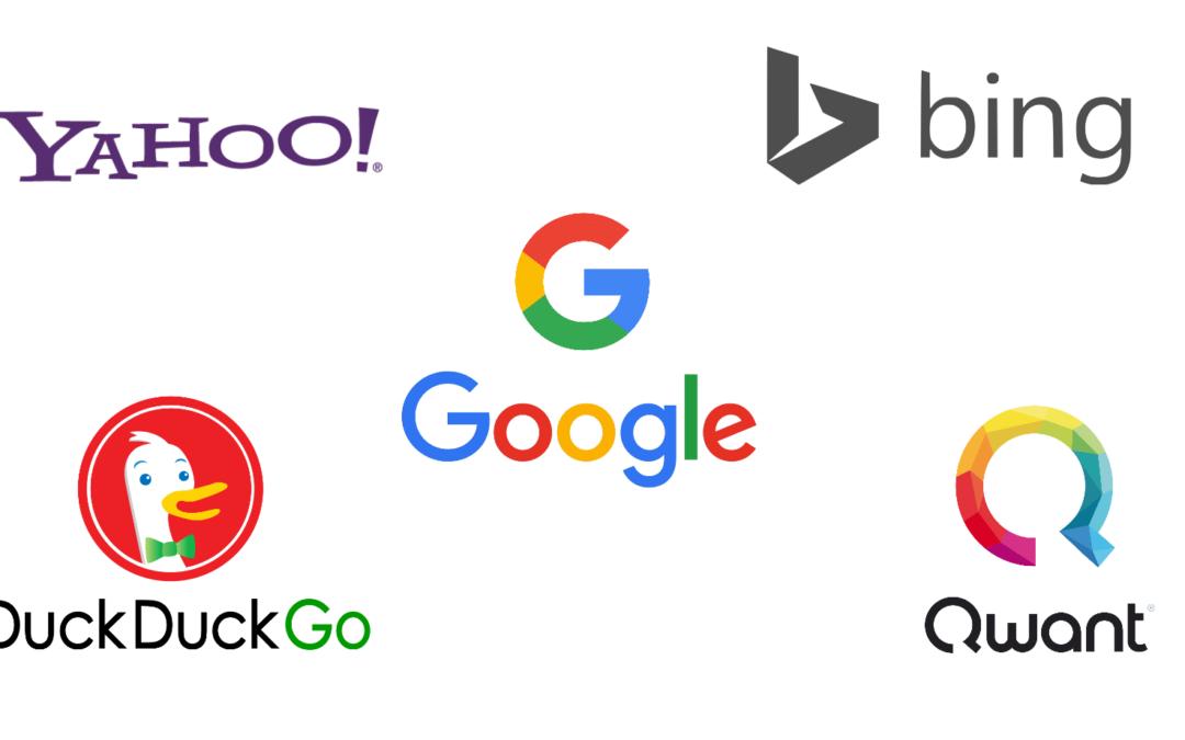 Quelle alternative au moteur de recherche Google ?