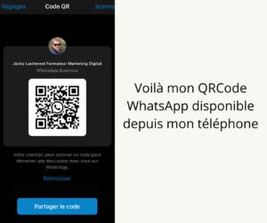 QRCode WhatsApp Jacky Lacherest