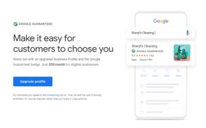 Google My Business vers une version premium 001