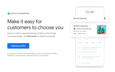 Google My Business : vers une version premium ?