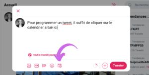 Comment programmer un Tweet 1